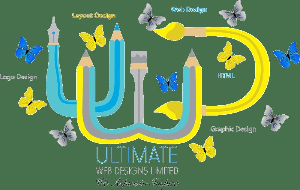 Ultimate Web Designs Limited Services Transparent