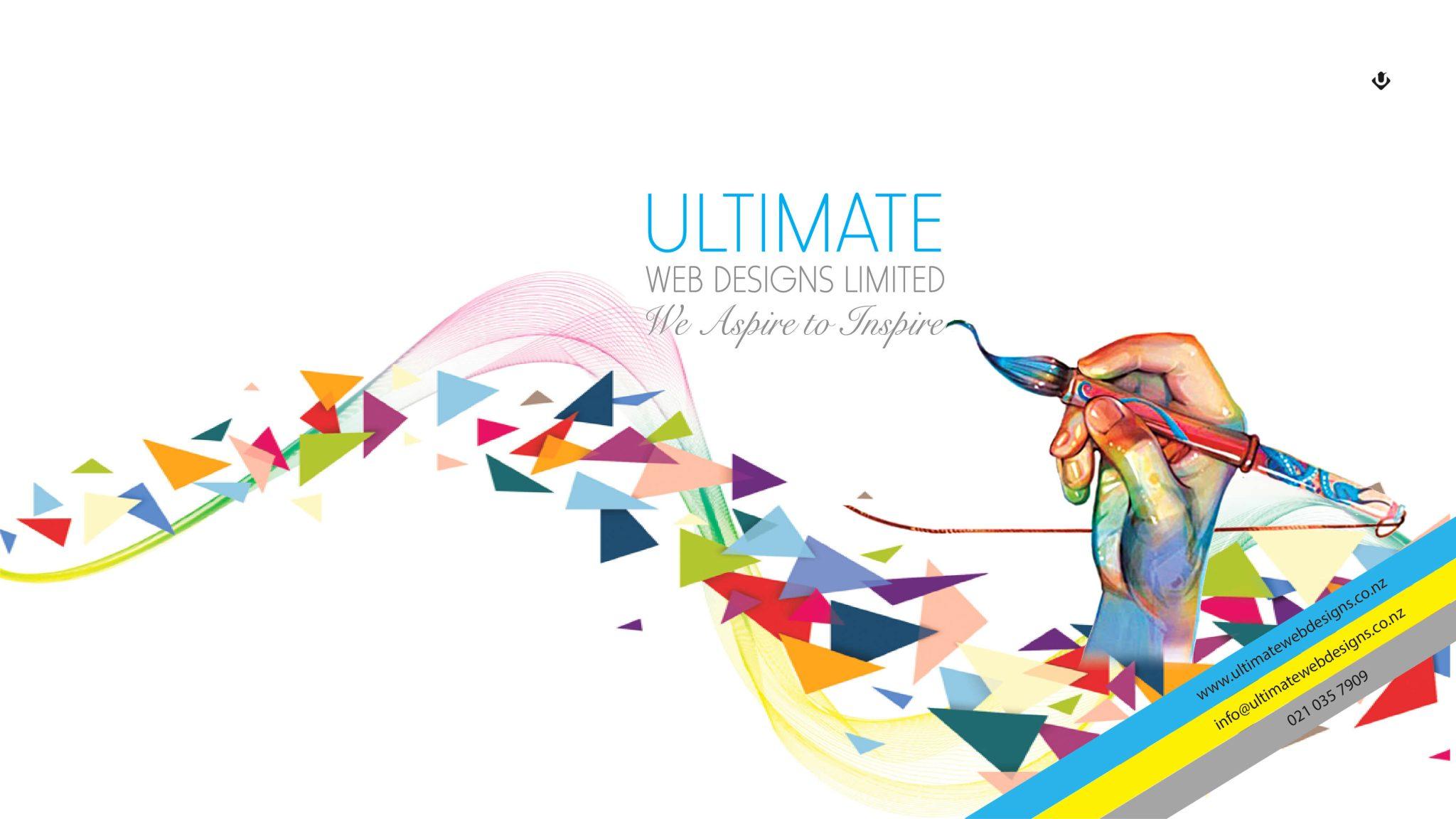 Ultimate Web Designs Limited Affordable Web Design Auckland
