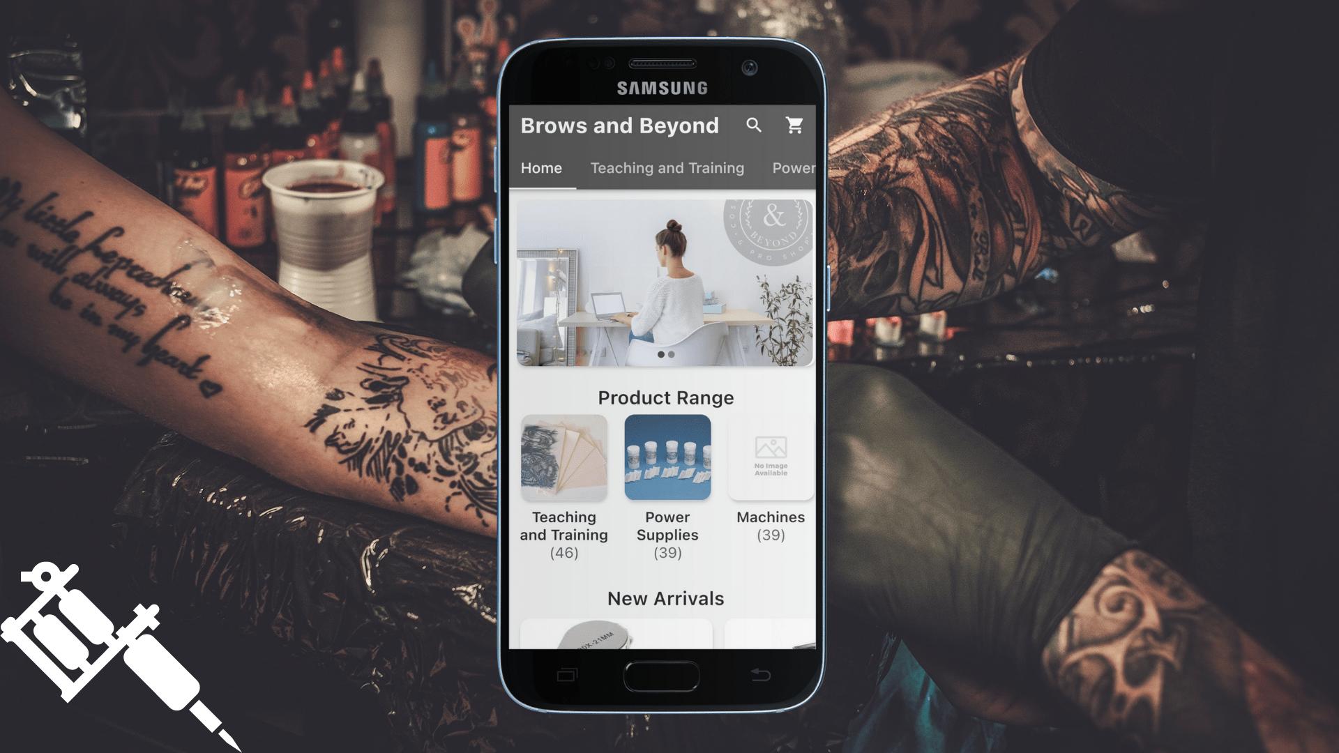 Brows & Beyond