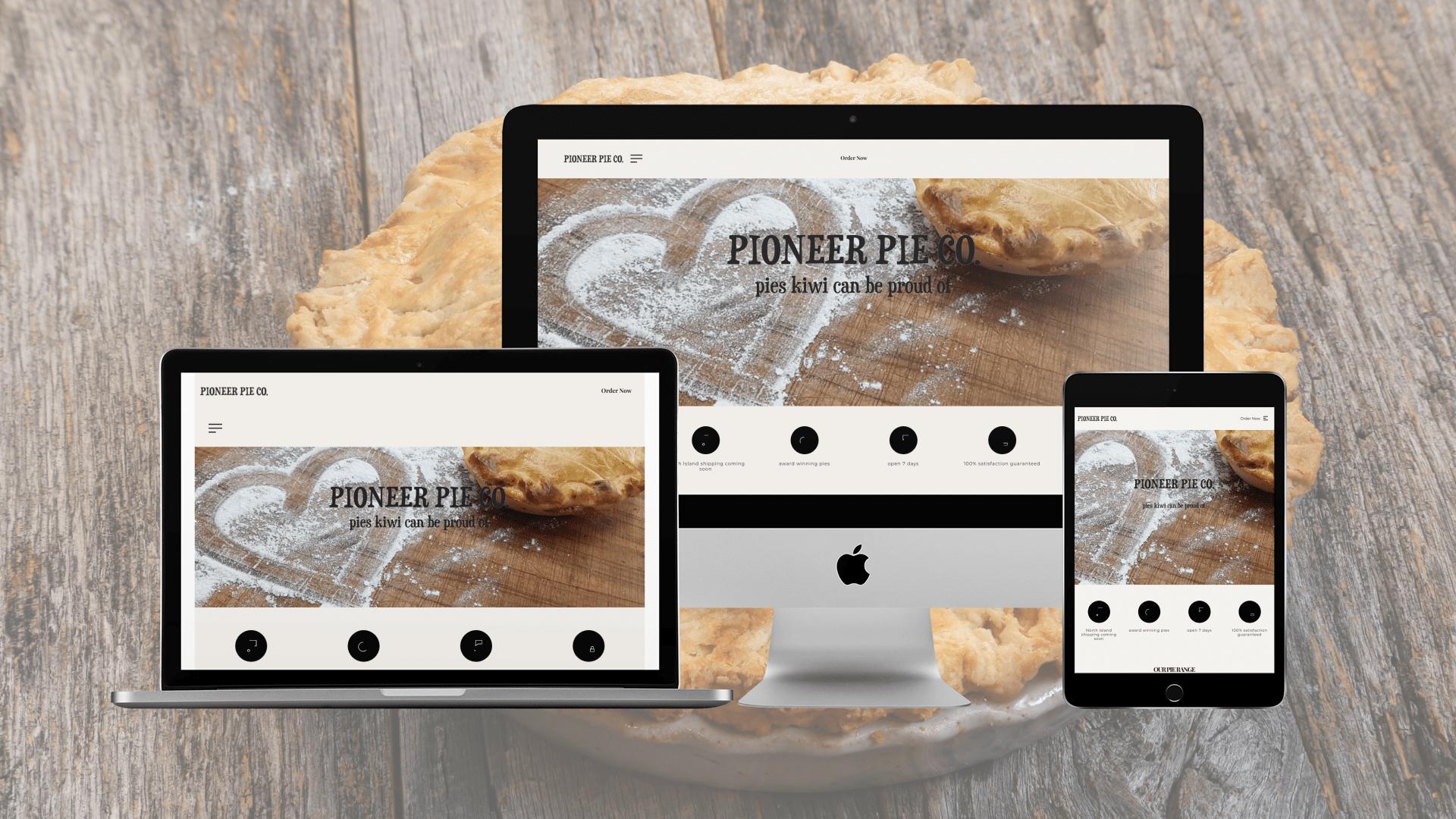 Pioneer Pie